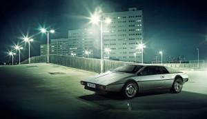 cgi_Lotus Esprit - Birmingham - 3 Quarter Night
